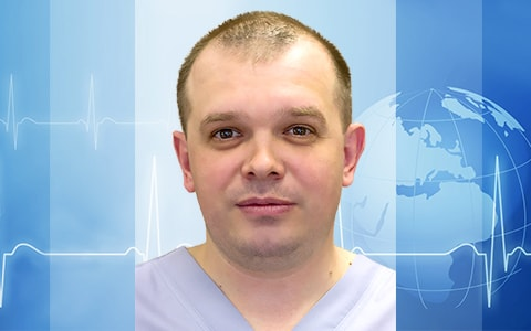 Dr. Covpac Vitalie, embriolog senior