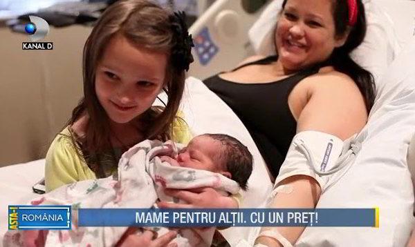 Maternitatea surogat în Romania