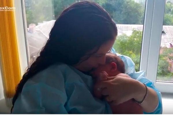 01/09/2017 – Externarea din maternitate – Lior