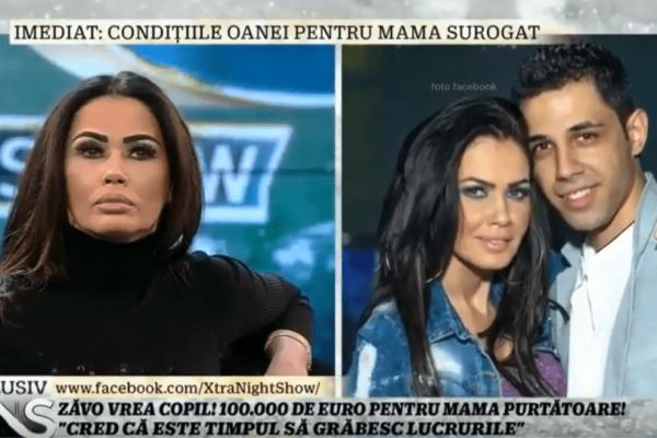 Maternitatea surogat in Romania