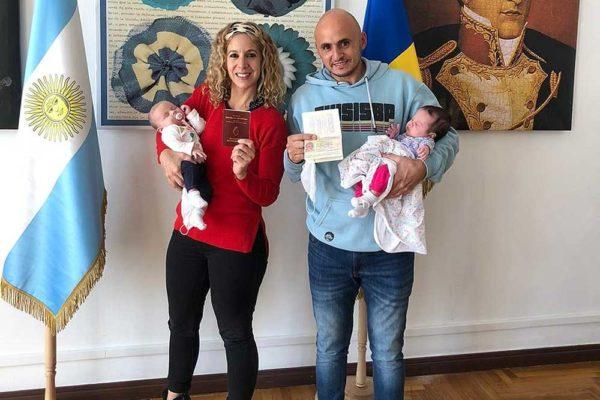 Un cuplu căsătorit din Santa Rosa a venit după copii și au rămas blocați în Ucraina