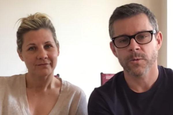 Andreas și Maria povestesc despre cum au ajuns în Ucraina la Kyiv în timpul carantinei