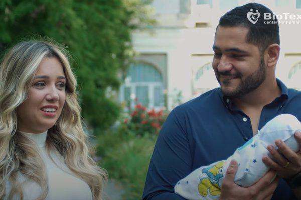 Ucraina, Biotexcom: mama surogat a dăruit cuplului din Brazilia o fiică